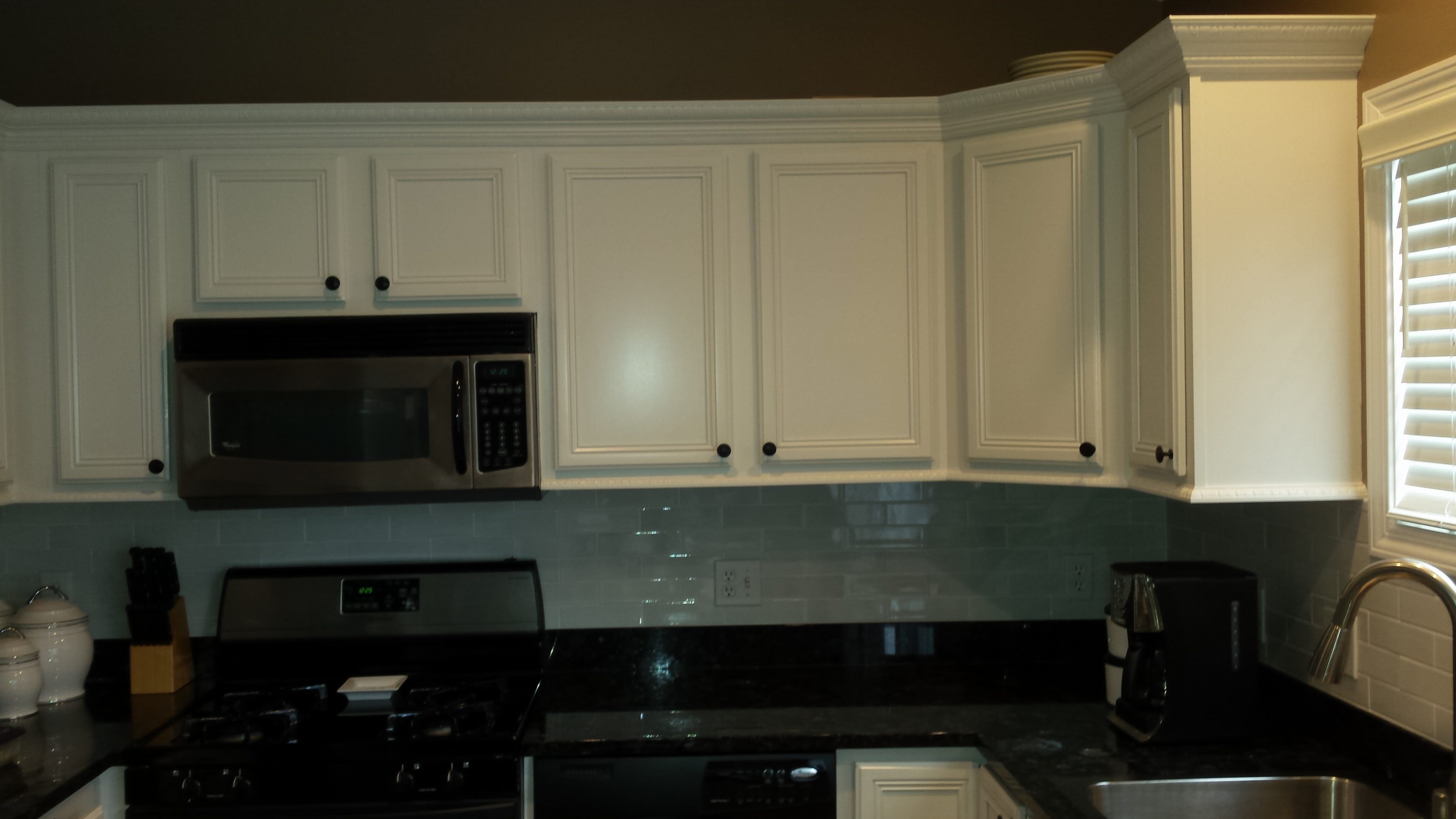 Kitchen Cabinet Spray Coatings